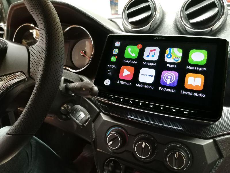Application gps pour voiture sans permis
